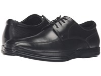Kenneth Cole Reaction F Law Less Black Men's Lace Up Casual Shoes