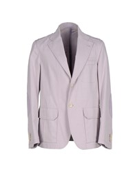 Sanremo Suits And Jackets Blazers Men Lilac
