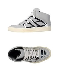 Alejandro Ingelmo High Tops And Trainers Silver