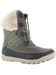 Hi Tec Dubois 200 I Waterproof Winter Boots Silver