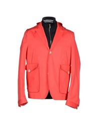 Dsquared2 Suits And Jackets Blazers Men Coral