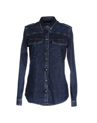 M.Grifoni Denim Denim Denim Shirts Women