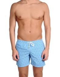 Barba Swimwear Swimming Trunks Men Azure