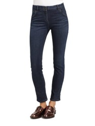 Brunello Cucinelli Stretch Jeans Denim