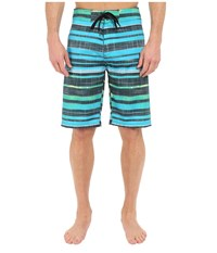 Prana Sediment Short Baja Blue Men's Swimwear