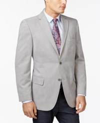 Tasso Elba Microsuede Classic Fit Sport Coat Only At Macy's