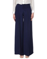 Celine Celine Trousers Casual Trousers Women Dark Blue