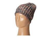 Scala Slouchy Multi Knit Beanie Spice Beanies Red