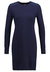 Gap Jumper Dress Navy Uniform Dark Blue