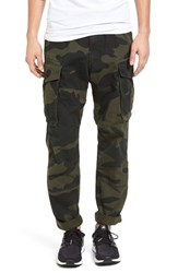 G Star Men's Raw 'Rovic' Relaxed Fit Camo Cargo Pants