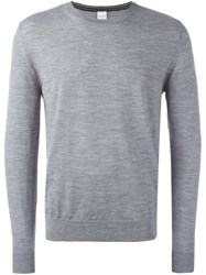 Paul Smith Crew Neck Sweater Grey