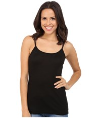 Michael Stars Supima Modal Cami Black Women's Sleeveless
