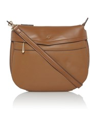 Nica Finn Brown Cross Body Bag Brown