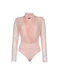 Guess By Marciano Topwear T Shirts Women Pink