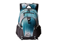 High Sierra Loop Backpack Haze Mercury Silver Backpack Bags Blue