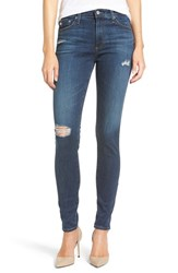 Ag Jeans Women's 'The Farrah' High Rise Skinny