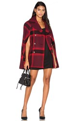 Parker Lincoln Cape Red
