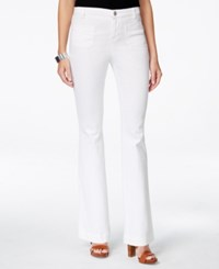 Styleandco. Style And Co. White Wash Flared Jeans Only At Macy's