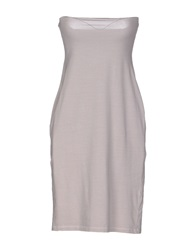Blayde Short Dresses Light Grey