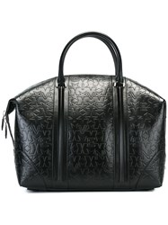 Givenchy Small '24H' Logo Tote Black