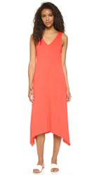 Lanston V Neck Pocket Dress Calypso