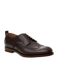 Gucci Strand Derby Shoe Male