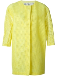Tsumori Chisato Perforated Coat