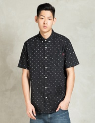 Black Orion Button Down Shirt