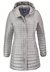 Patagonia Fiona Down Coat Drifter Grey Light Grey