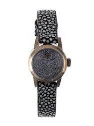Christian Koban 'Cute' Diamond Watch Black