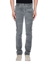 Siviglia Denim Casual Pants Grey