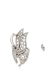 Perlota Marquise Butterfly Earrings