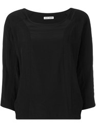 Henrik Vibskov 'Gordon' Blouse Black