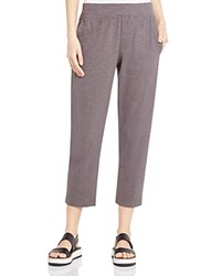 Eileen Fisher Tapered Ankle Pants Bark