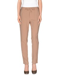 G.Sel Trousers Casual Trousers Women Camel