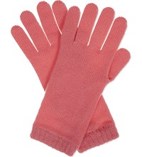 Johnstons Knitted Cashmere Gloves Queen