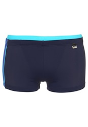 Hom Victoria Swimming Shorts Navy Blue