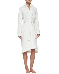 Ugg Duffield Shawl Collar Robe Cream Ivory
