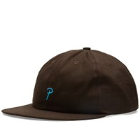 Patta P Sports Cap Brown