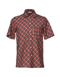 Marc Jacobs Shirts Red