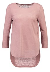 Jdymattie Long Sleeved Top Woodrose