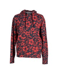 Cycle Topwear Sweatshirts Men Red
