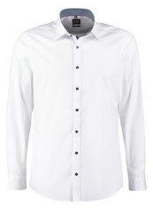Olymp Level 5 Slim Fit Shirt Weiss White