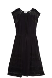 Paul And Joe Genovie Dress Black