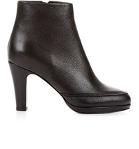 Hobbs Sandy Ankle Boot Nearly Black