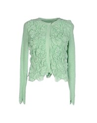 Blumarine Suits And Jackets Blazers Women Light Green