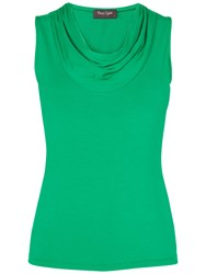Phase Eight Carrie Plain Sleeveless Top Green