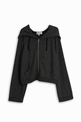 Wildfox Couture Today Has Been Cancelled Hoodie Black
