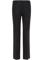 Austin Reed Flannel Trousers Grey