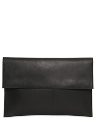 Leather Pc Case Black
